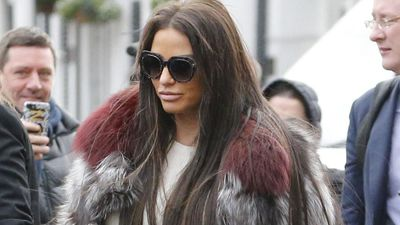 Katie Price in talks for Strictly Come Dancing