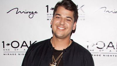 Rob Kardashian 'has been taking good care of himself'