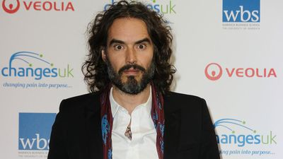 Russell Brand's Neighbours script 'went out the window' for guest spot