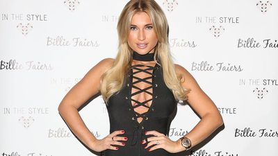 Billie Faiers 'in talks to star on Dancing on Ice'