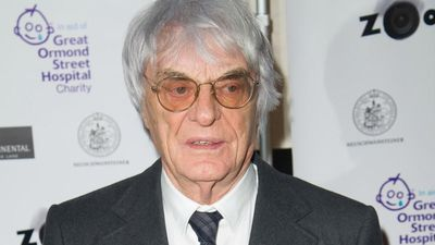 Bernie Ecclestone to have one more kid?