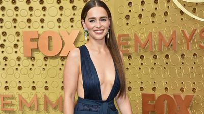 Emilia Clarke: The NHS 'saved my life' after brain haemorrhage