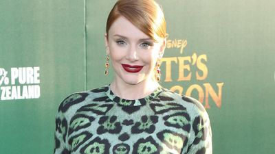 Bryce Dallas Howard had a crush on Robert Pattinson