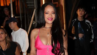Rihanna indefinitely delays music?