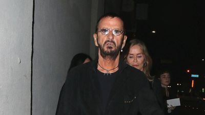 Sir Ringo Starr doesn't have any intention of slowing down.
