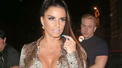 Katie Price 'terrified' mansion ransack in could be a 'warning'