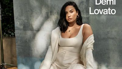 Demi Lovato says she's learned how to cry
