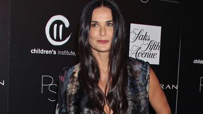 Demi Moore to star in raunchy podcast series