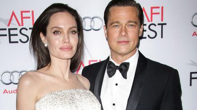 Brad Pitt and Angelina Jolie are co-parenting amicably after therapy