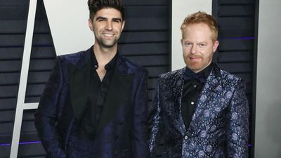 Modern Family!: Jesse Tyler Ferguson welcomes first child