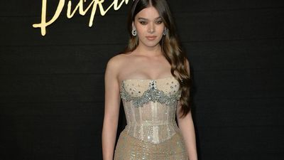 Hailee Steinfeld says starring in True Grit was an 'amazing' experience