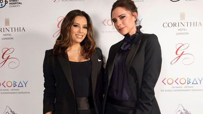Eva Longoria and Victoria Beckham's boozy Zoom chats in lockdown