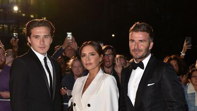 Victoria Beckham could 'not be happier' for son Brooklyn Beckham after he announced his engagement