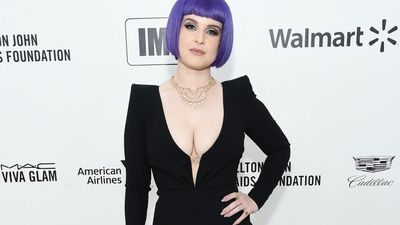Kelly Osbourne is surprised that she's still alive