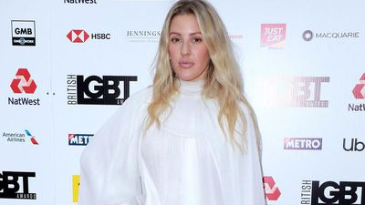 Ellie Goulding says it is a 'common misconception' that she is full of confidence