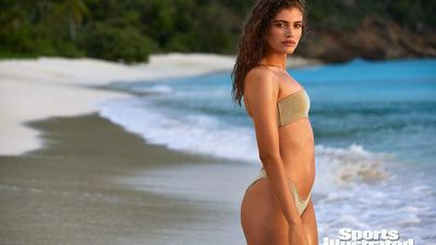 Valentina Sampaio: Being Sports Illustrated's first transgender model is 'life-changing'