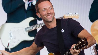 Chris Martin: I can become 'very depressed' when I drink