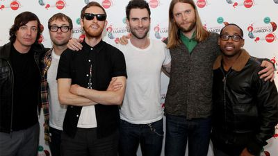 Maroon 5 announce their rescheduled 2021 tour dates