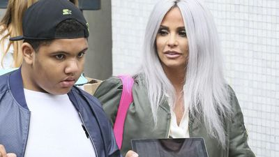 Katie Price's son Harvey in ICU 'for at least a week' to monitor his critical condition