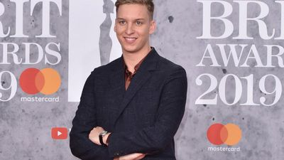 George Ezra's laid back BRITs celebrations