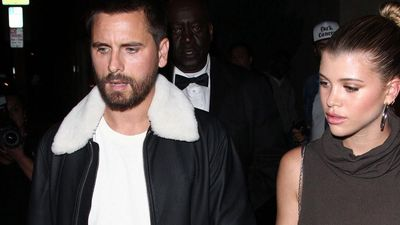 They're back on! Scott Disick and Sofia Richie are back together
