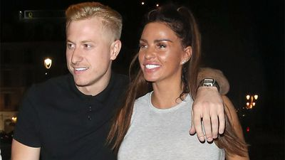 Katie Price slams 'fame hungry' ex Kris Boyson for using son Harvey for press