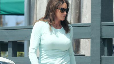 Caitlyn Jenner says she doesn't want to be Vice President