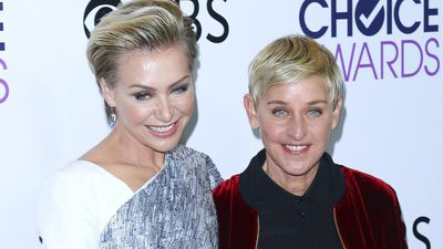 Portia de Rossi breaks silence following Ellen's talk show controversy