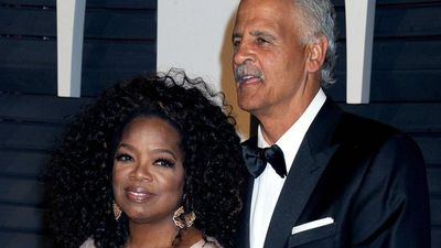 Oprah Winfrey's partner Stedman Graham doesn't 'define' himself by their relationship