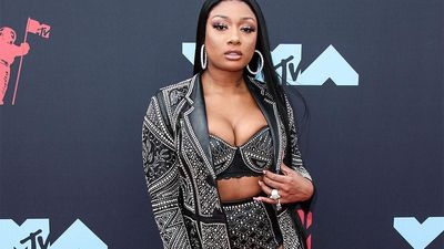 Megan Thee Stallion won't stay down after gunshot ordeal