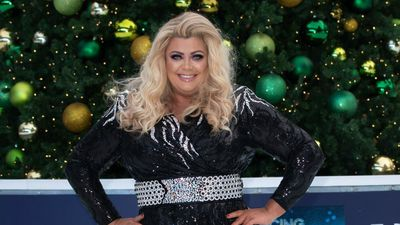 Gemma Collins has adopted a polar bear