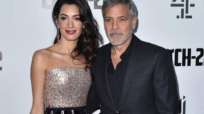 George and Amal Clooney donate $100k to Lebanese charities after Beirut explosion