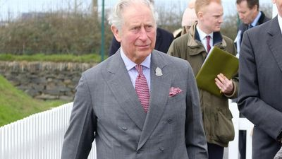 Prince Charles is extending his holiday to fish