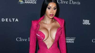 Cardi B didn't feel welcome in music industry