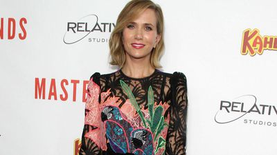 'There was a lot of stress and heartache': Kristen Wiig opens up about IVF struggle