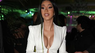 Cardi B: My daughter has begun the 'terrible twos'