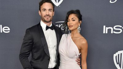 Nicole Scherzinger 'infatuated' with boyfriend Thom Evans