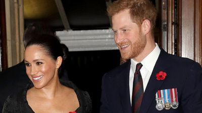 Prince Harry cooked a three-course-meal for Duchess Meghan's birthday