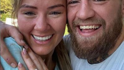 'What a birthday': Conor McGregor and Dee Devlin are engaged!