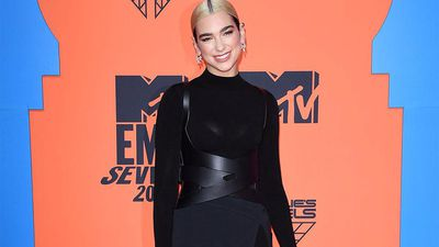 Dua Lipa says working with Madonna was 'unbelievable'