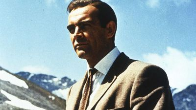 Sean Connery has been named the best James Bond