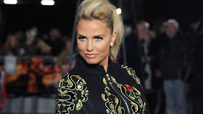 Katie Price is to surgery for broken feet this week