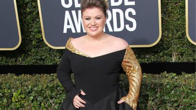 Kelly Clarkson is standing in for Simon Cowell on America's Got Talent