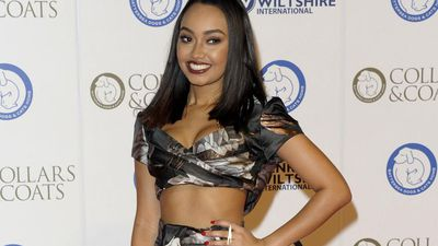 Leigh-Anne Pinnock making racism documentary