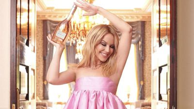 Kylie Minogue launching prestigious new wine