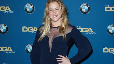 Amy Schumer insists she won't get pregnant again
