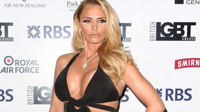 From bad to wors for Katie: Katie Price put on sex ban after foot injury
