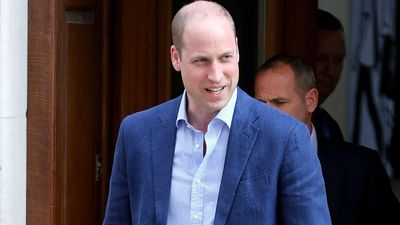Prince William wants kids to go into sport