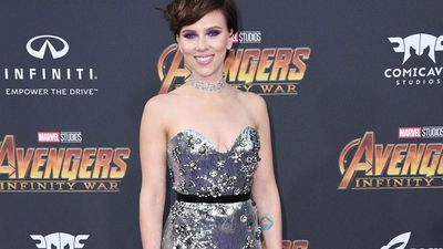 Scarlett Johansson named highest-paid actress