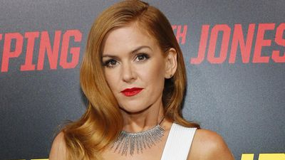 Isla Fisher cast alongside Steve Coogan in Greed